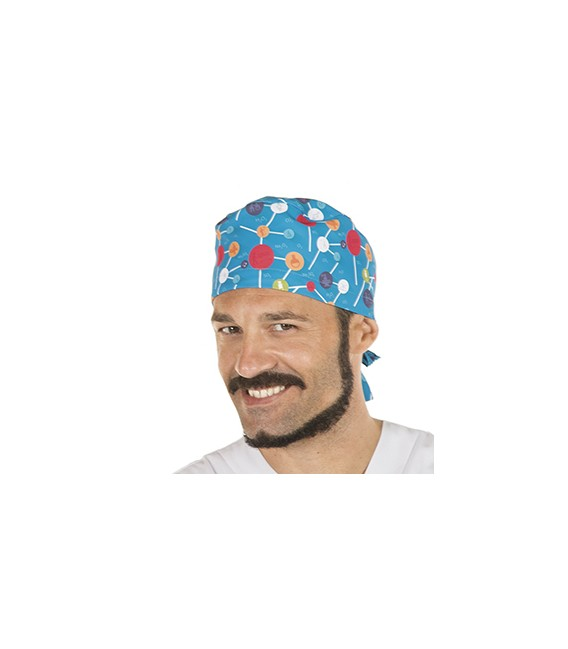 Gorro Pirata Microfibra Estampado