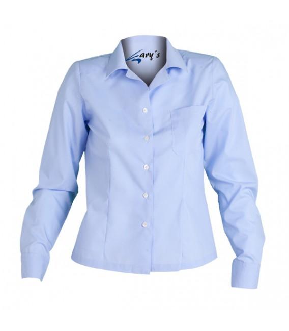 Camisa Manga Larga Colores