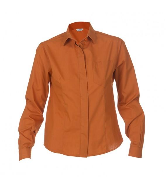 Camisa Chica Manga Larga Colores
